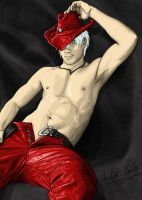Devil May Cry With Envy by ani-cat-candy