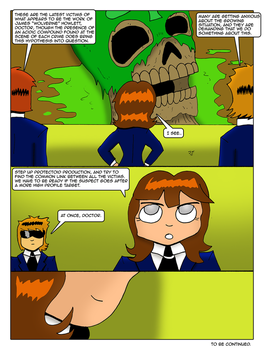 Put Together with God's Glue Final Part by JohnnyFive81