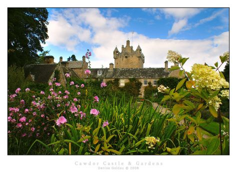 Cawdor Castle and Garden by denise-g