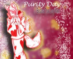 HAPPY  Purity Day-2008 by ChristianKitsune