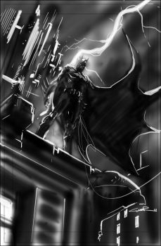 Batman by Cinar