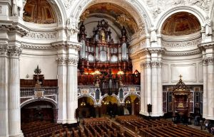 Berlin Cathedral - Inside 4 by pingallery