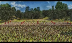 Roman battle by haloband