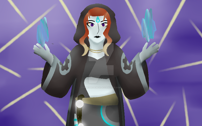 Cadni, Do The Magics by PinkSheDemon