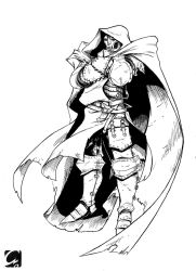Commission - Doctor Doom Lines by ElectroCereal