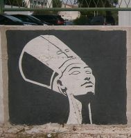 Egypt (Nefertiti) by brrkovi