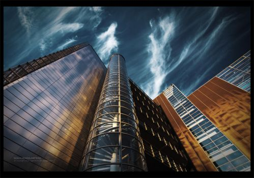 Nokia Headquarters by ageofloss