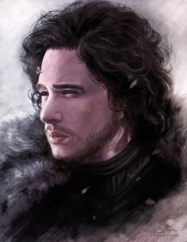 John-snow Digital-study by makseph