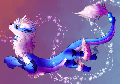 Arcaire - Draw With Jazza Challenge of the Month by AgentLaufeyson