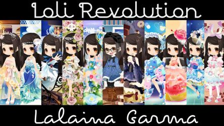 LOLI REVOLUTION by LGarma