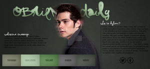 ordered design (obriendaily.blog.cz) | header by designsbyroth