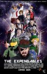 The Expendables by thierryart