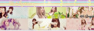 Cover Pack - T-ara's 4 Anniversary by Candy-Jinie
