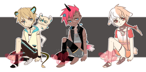 Poll Adopt Set Auction [CLOSED] by flarechess