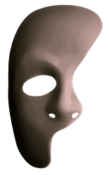 Mask 004 - Clear Cut PNG by Travail-de-lame