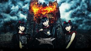 BABYMETAL X by NEO-Musume