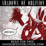 Update: Shadows of Oblivion #0-Cover by Shono