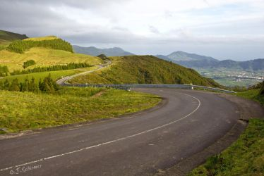 Cruising over Sao Miguel by Sockrattes