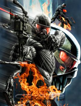 crysis 3 by R-Clifford