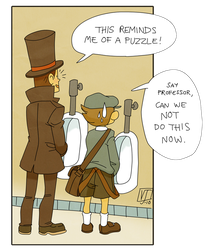 Lavatory Puzzle by vern-argh