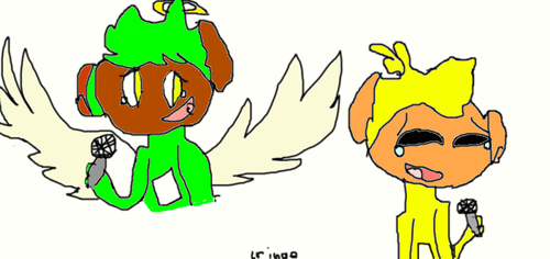 Laa Laa And Dipsy Singing Together?? by liv2739478