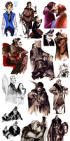 that's a sketchdump V by Phobs