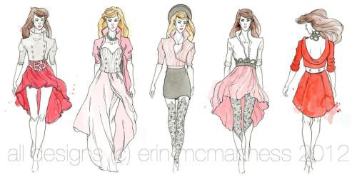 .Fashion Collection. by Lii-chan