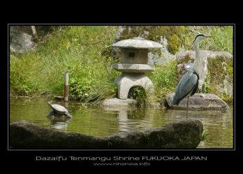 Dazaifu Tenmangu Shrine -1- by Lou-NihonWa