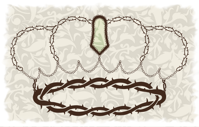 Crown of thorns by Shadom86