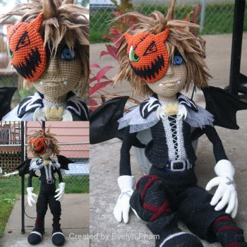 Halloween Town Sora by aphid777