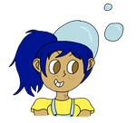 Humanized Dory by SStwins