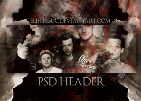 One Direction (PSD) by Eliferguc