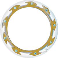Chakram from Xena: Warrior Princess by KarynRH