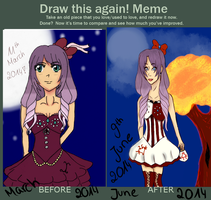 Draw it Again Meme 2014 by Clanverwalter