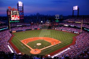 Phillies Game 4 by Luthienmisery29