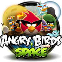 Angry Birds Space by TeboKyon