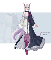 [Close] Adoptable Outfit Auction 229 by LifStrange