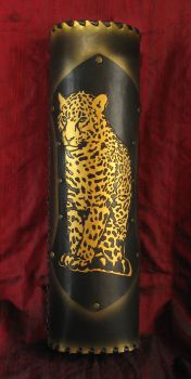 Jaguar quiver by Fantasy-Craft