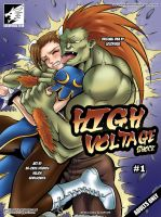 High Voltage Shock #1 by locofuria