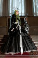 Grey Queen C.C. by Lilian-hime