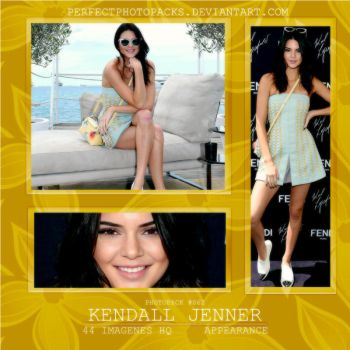 Photopack 3166: Kendall Jenner by PerfectPhotopacksHQ