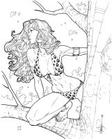 Sheena Queen of the Jungle by UnderdogMike
