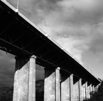 Bridge of a Torrid Monument. by SafetyXPinXSurgery