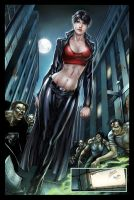 Zenescope's Inferno, G. Barreto by sinhalite
