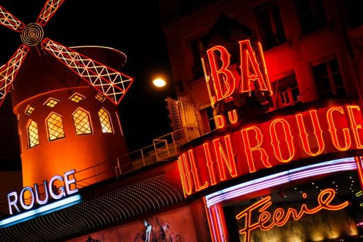 Moulin Rouge by justelse