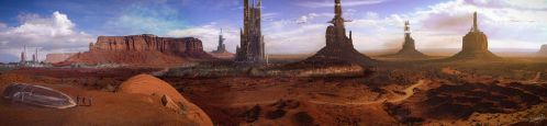 Monument valley 2050 by morningstar3878