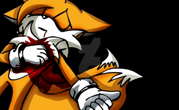 The Tails Ghost  - Video [Tails death] by SilverAlchemist09