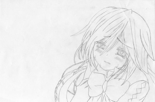 Alice Crying by zer0byt3