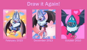 Draw It Again - Swoobat