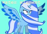 Water Elemant by theshadowpony357